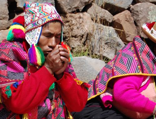 Open dag 2017: Opleiding Inca-sjamanisme en webwinkels