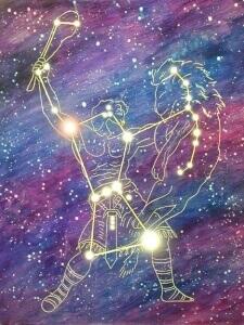 Kinsa Chata de riem van Orion